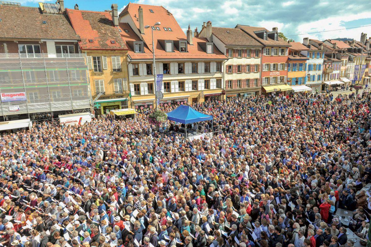 Engouement sans précédent pour la Schubertiade
