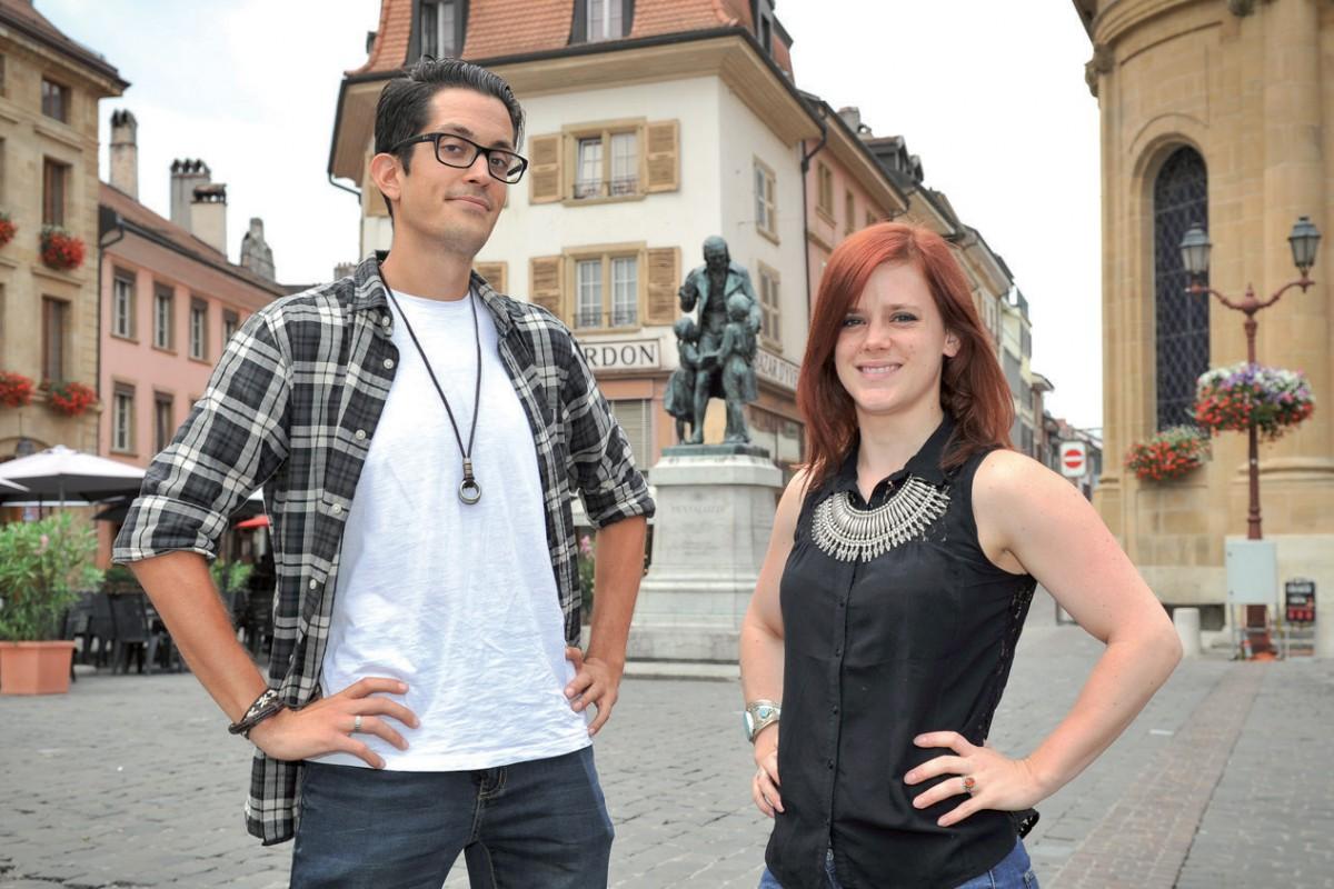 Un couple d'Yverdonnois prendra part à un «Pékin express» version suisse