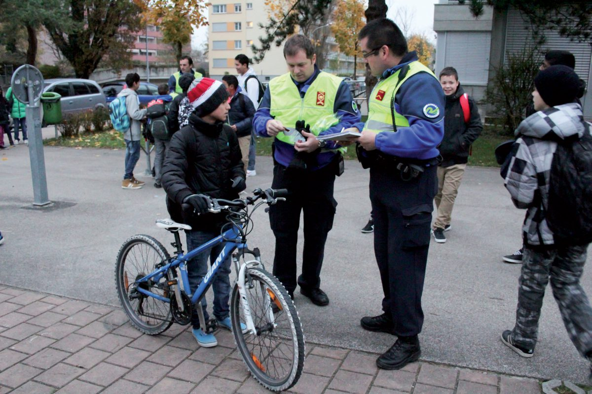 Le Canton certifie Police Nord vaudois