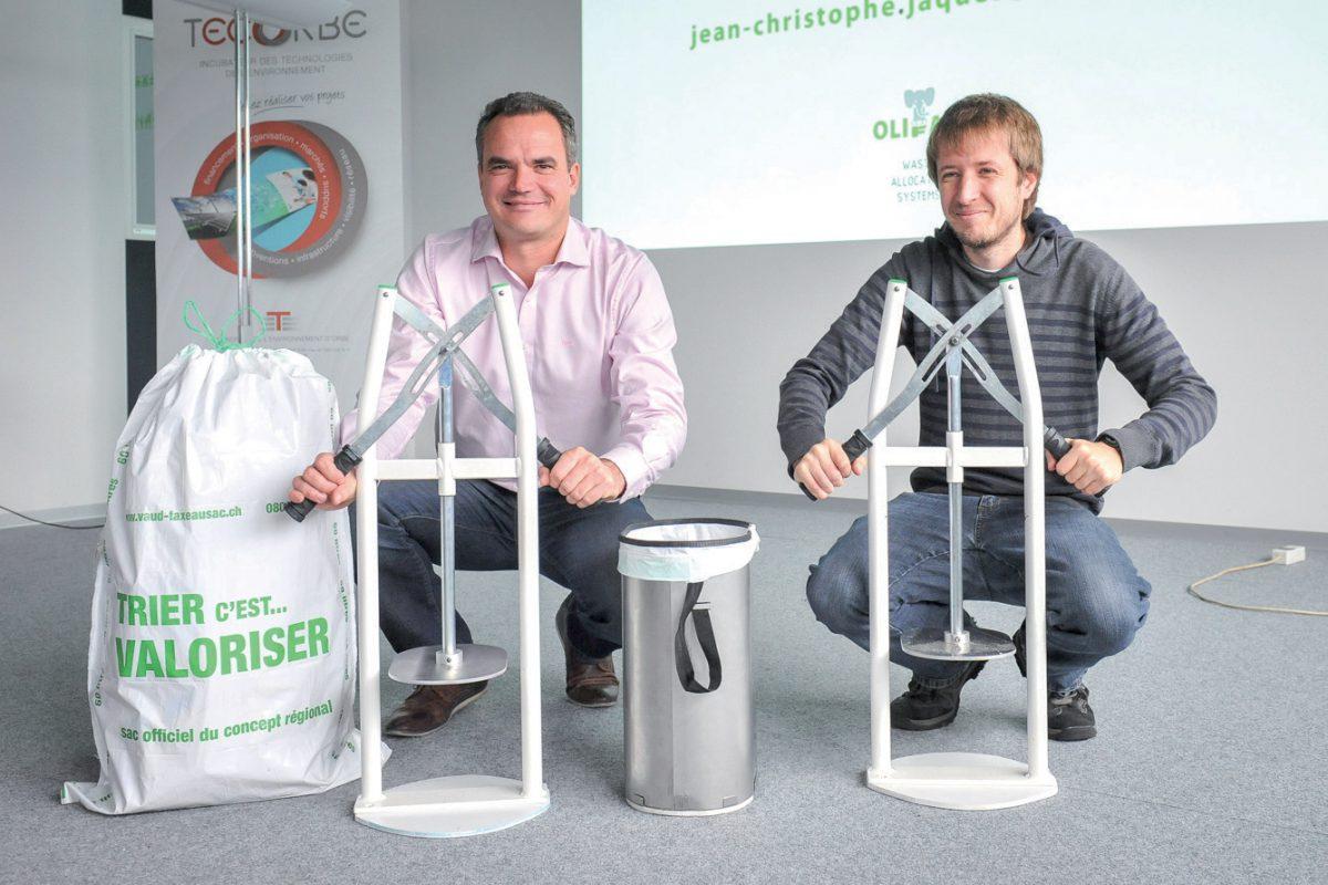 Nouveau système pour réduire les déchets