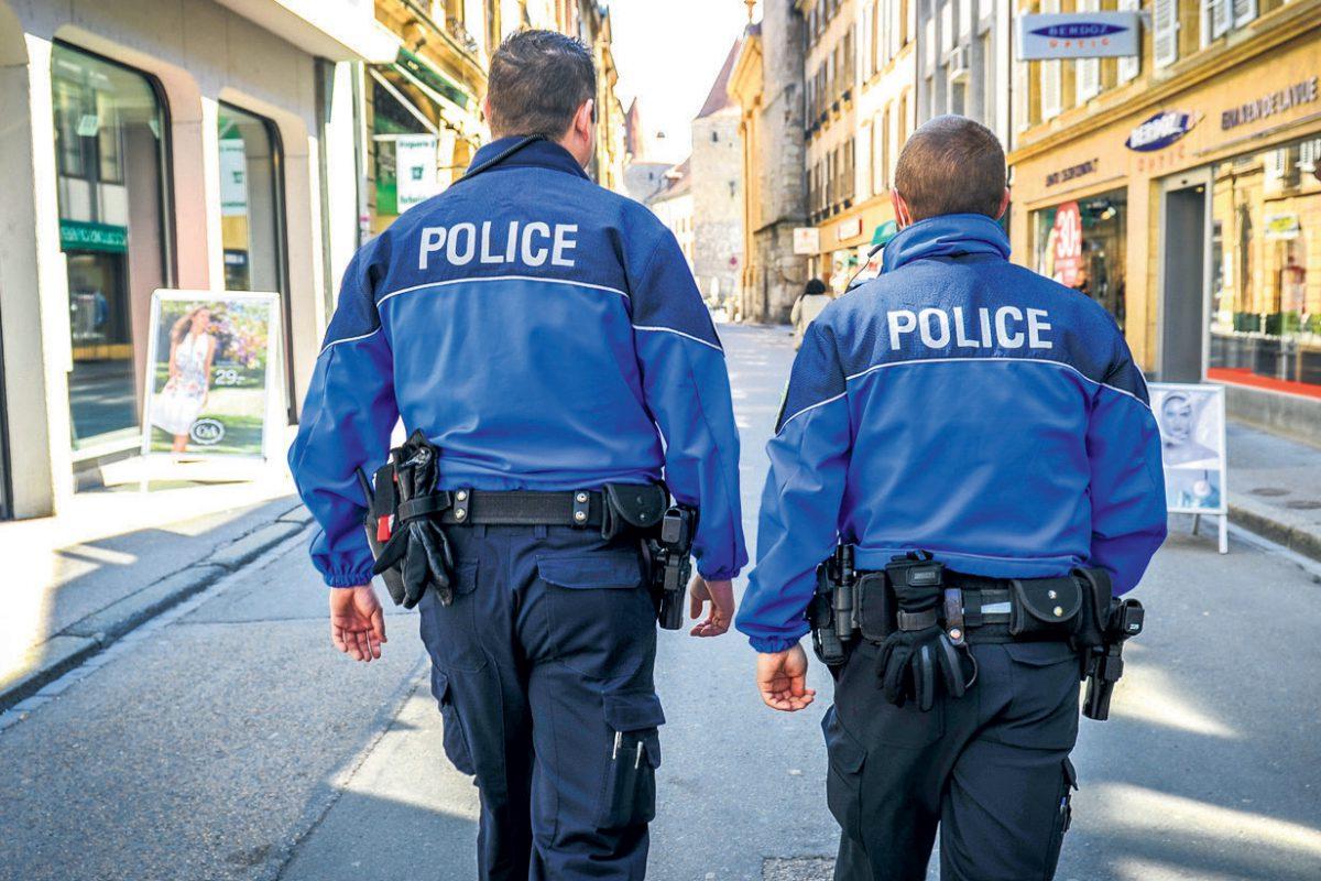 Durcissement du règlement de police