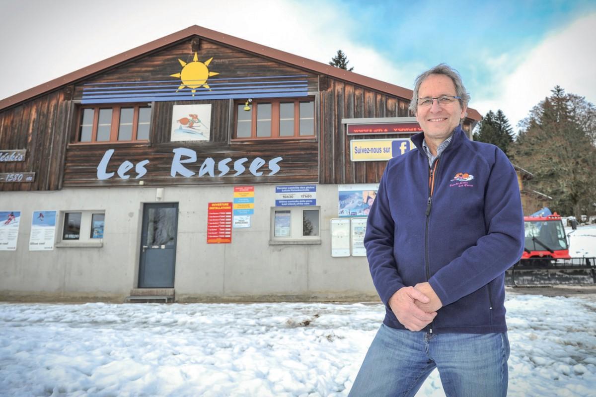 Les pistes de ski changent de bienfaiteurs