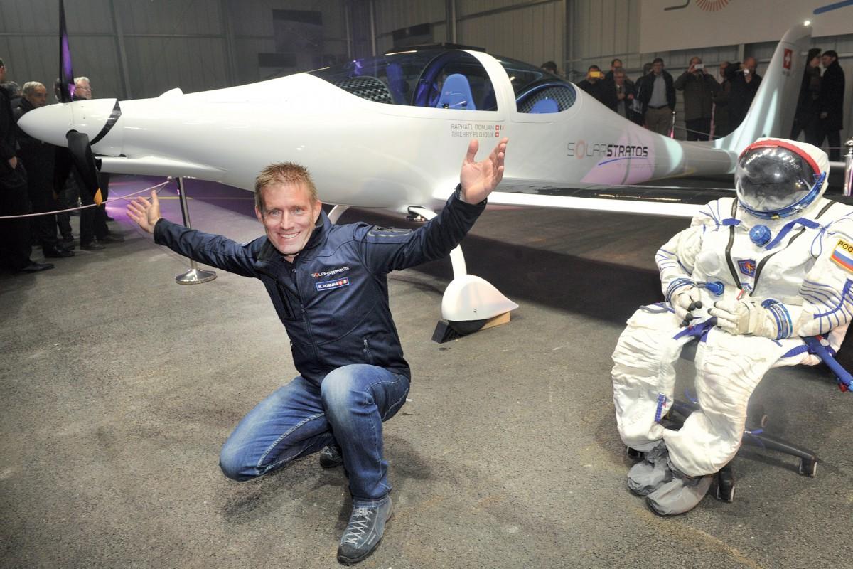 Le rêve d'Icare se mue en projet stratosphérique