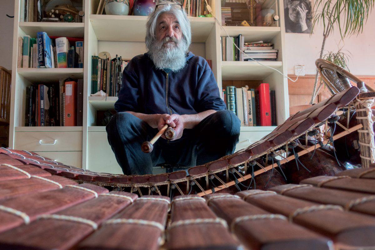 L'enivrante mélodie des balafons de Claude Luisier
