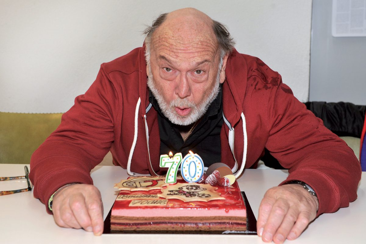 Joyeux 70e anniversaire Bouillon !