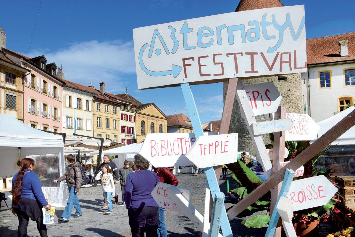 Le festival AlternatYv, ode à la nature et à l'altérité