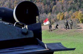 Conviée par l'Exécutif vaudois à réétudier son implantation à Vugelles-La Mothe, l'armée va-t-elle choisir de déserter les lieux ? ©Duperrex-a-