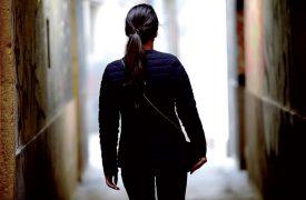 Dans l'attente d'une solution, Valérie est hébergée chez une collègue. ©Michel Duperrex