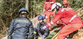 Quels sont les gestes à adopter, en cas d'accident forestier ? ©Pierre Blanchard