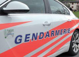 L'événement a nécessité l'intervention de plusieurs patrouilles de Police Nord vaudois et de la Gendarmerie. ©Duperrex-a