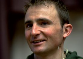 Ueli Steck : la passion de l'alpinisme l'a toujours animé. ©Ludovic Péron