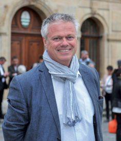 Syndic d'Yverdon-les-Bains, Jean-Daniel Carrard pourra vivre au plus près les soubresauts de la politique cantonale. Un avantage pour la ville. ©Carole Alkabes