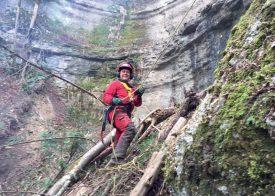 Les forestiers-bûcherons ont travaillé dans de sacrées conditions. ©DR