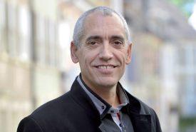 Thierry Luisier aura apporté une nouvelle dynamique en densifiant la programmation et en ouvrant plus grandes les portes de l'institution culturelle. ©Duperrex-a