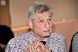 Le conseiller national Jean-Pierre Grin est monté au front, en vain. ©Dupperrex-a