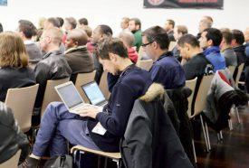 L'instar des précédentes conférences, Black Alps a pour vocation d'informer à la fois les «geeks» et les patrons d'entreprises sur les questions de cybersecurité. ©DR