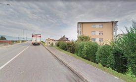 Le mur antibruit visera à préserver les habitations des nuisances sonores. ©Google Maps