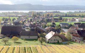Depuis 2011, la Commune refuse d'adhérer au SDIS du Nord vaudois. ©Michel Duvoisin