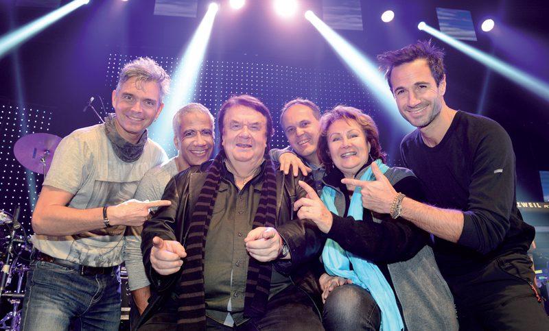 Sweet People se produit pour la première fois sans Jean-Jacques Egli, qui a décidé de se retirer définitivement de la scène. ©Michel Duperrex