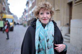 Claude-Anne Jaquier quitte le Semo. Mais elle n'a pas l'intention de rester inactive. L'action à but idéal reste une motivation très forte pour elle. ©Carole Alkabes