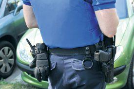 Le Conseil pourra suivre de près les activités de la police. ©Michel Duperrex