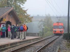 La modernisation ferroviaire suscite beaucoup d'inquiétude. ©Christelle Maillard