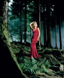 Laurence Revey, voix de cristal et grâce éthérée, sera bientôt à Yverdon-les-Bains. ©DR-Serge Hoeltschi