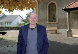 Après l'informatique, Alain Ledoux s'est découvert une vocation pastorale. ©DR