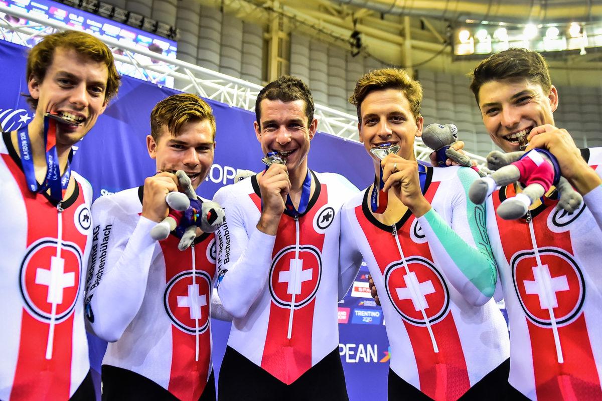 Une médaille tombée comme un fruit mûr pour le «quatre» suisse