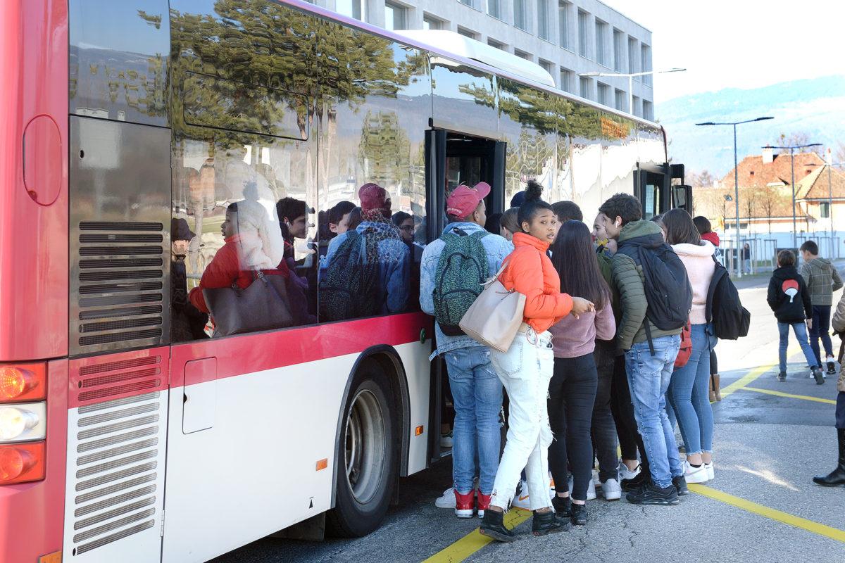 «Mes enfants ont peur de prendre ce bus»