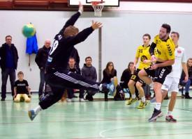 Ça passe pour Guénolé Théault, auteur de cinq buts. © Champi