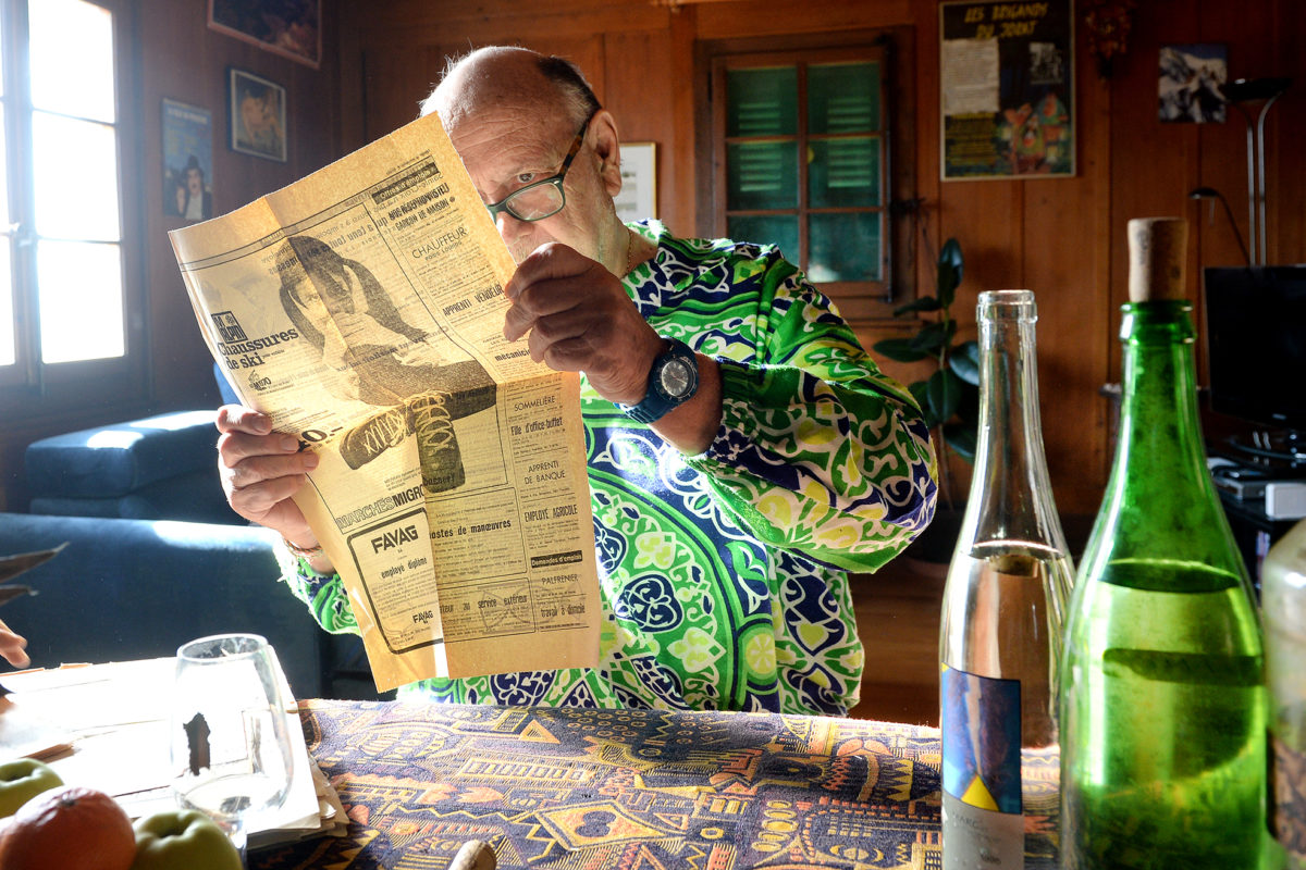 Bouillon marque la Revue de son empreinte depuis 50 ans