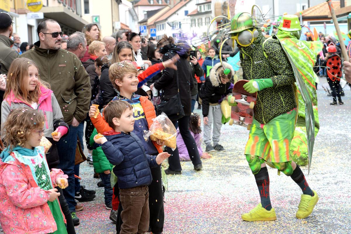 Sainte-Croix renvoie aussi son carnaval