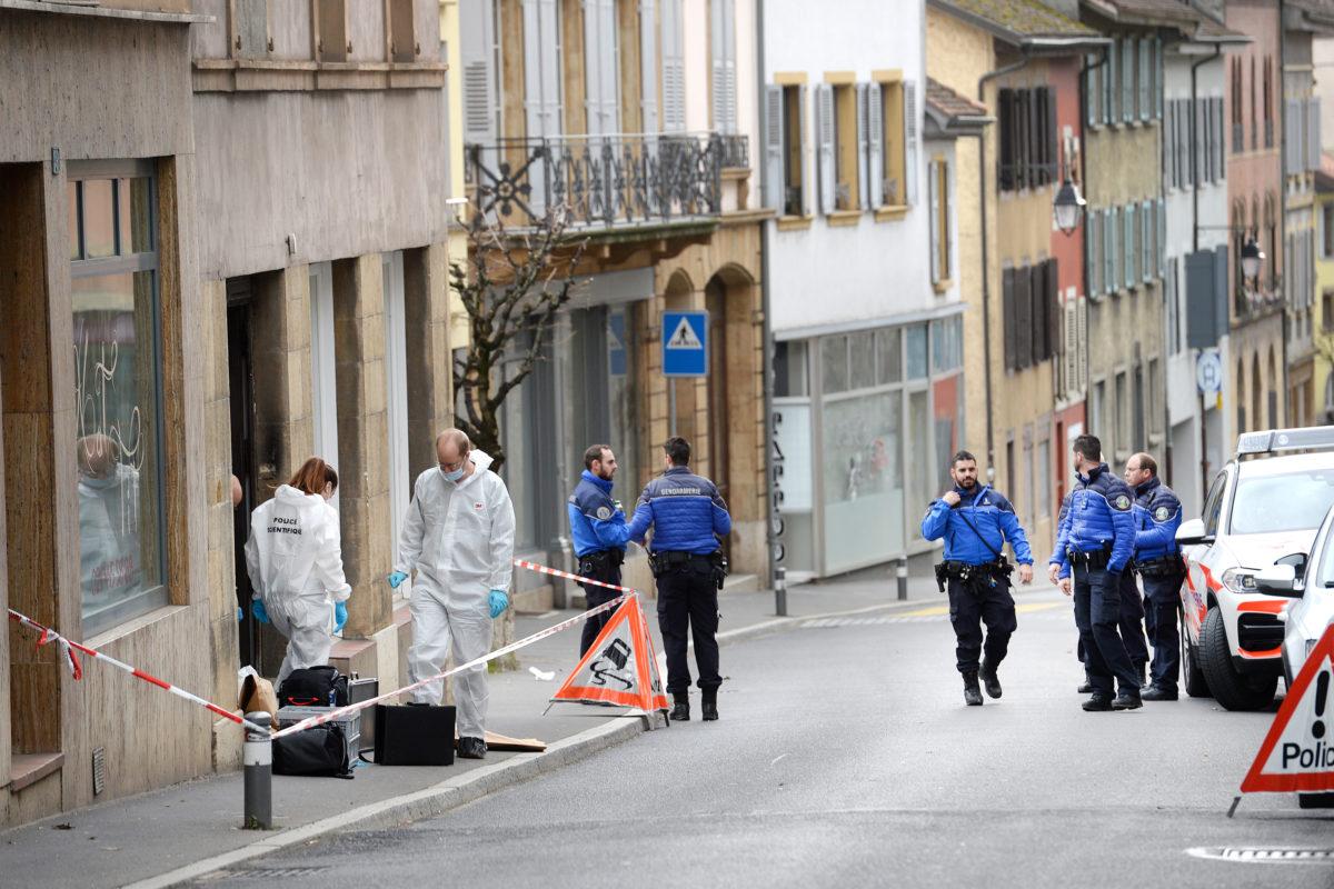 Le tireur a été arrêté en France