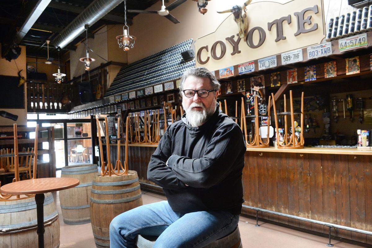 Le Coyote Café est aux abois