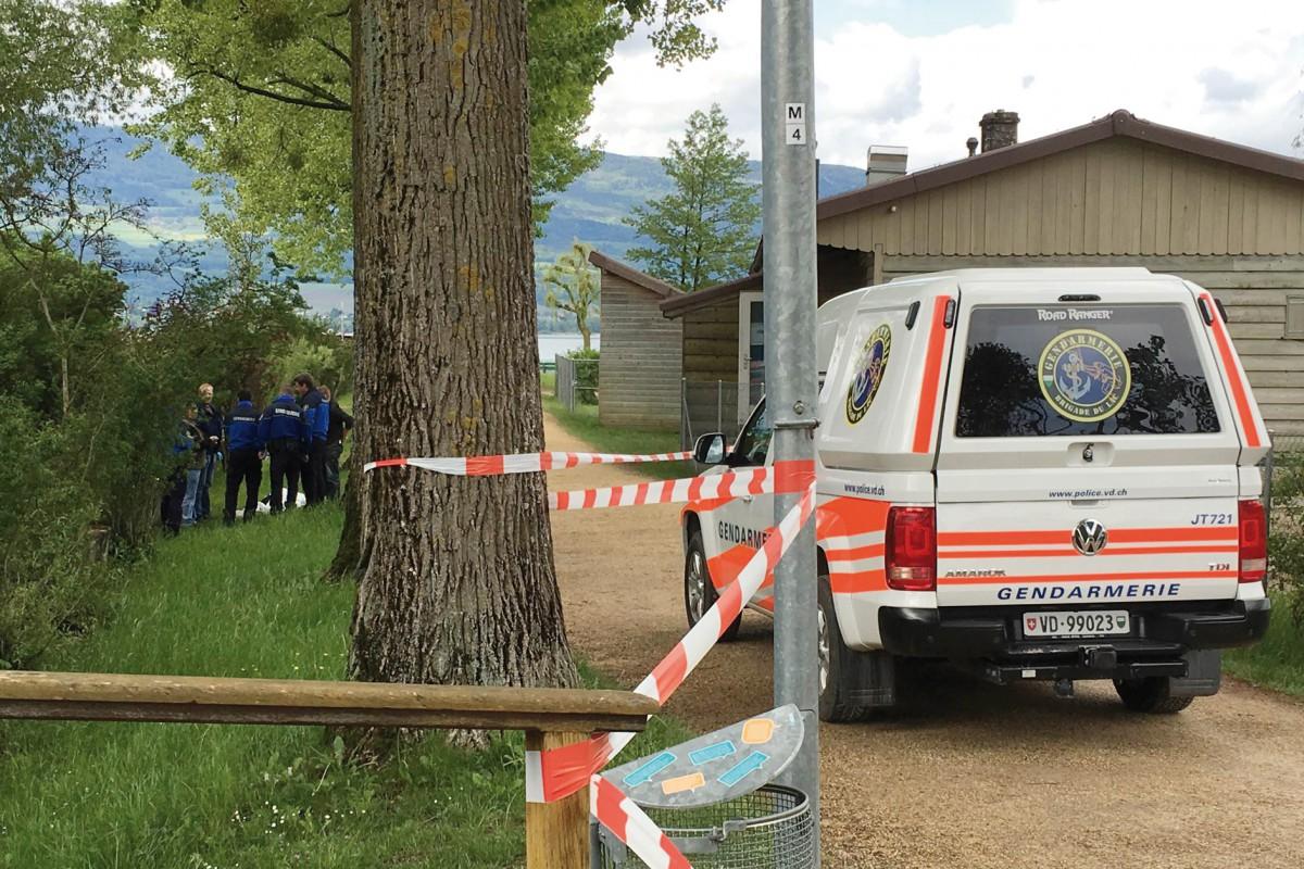 Un cadavre retrouvé dans le Buron
