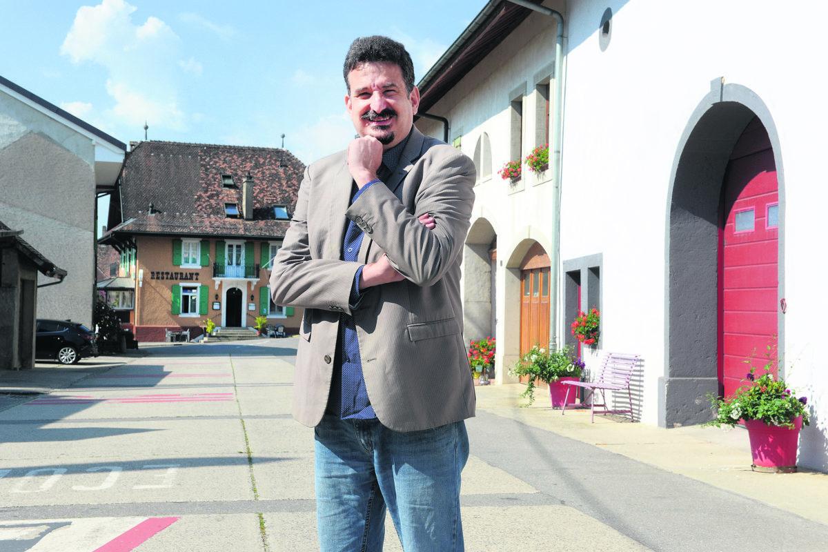 Vincent Guyon, l'homme qui représente tous les sourds de Suisse