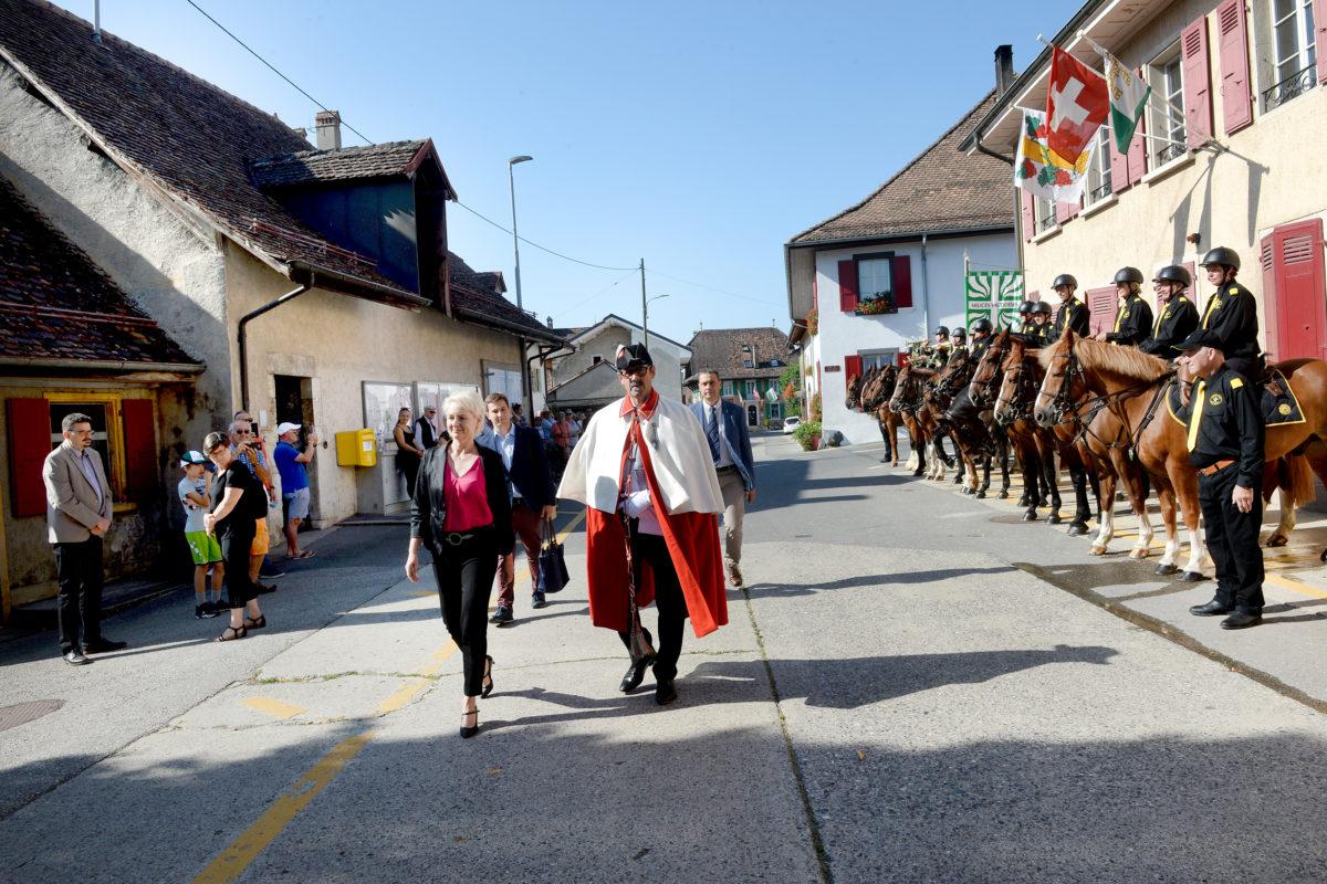 Berne célèbre les Rancignolets