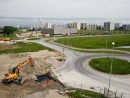 Un nouveau concept routier pour le sud d'Yverdon