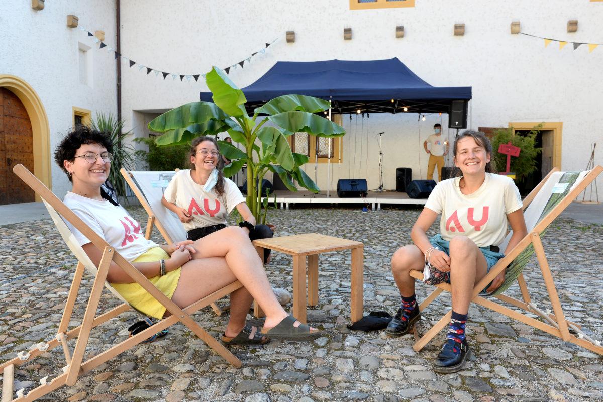 Les organisateurs d'AlternatYv dans les starting-blocks