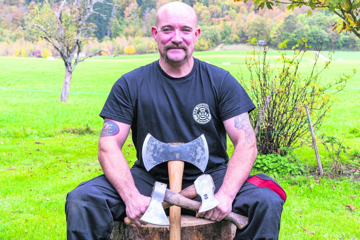 La force du viking, l'élégance de l'esthète