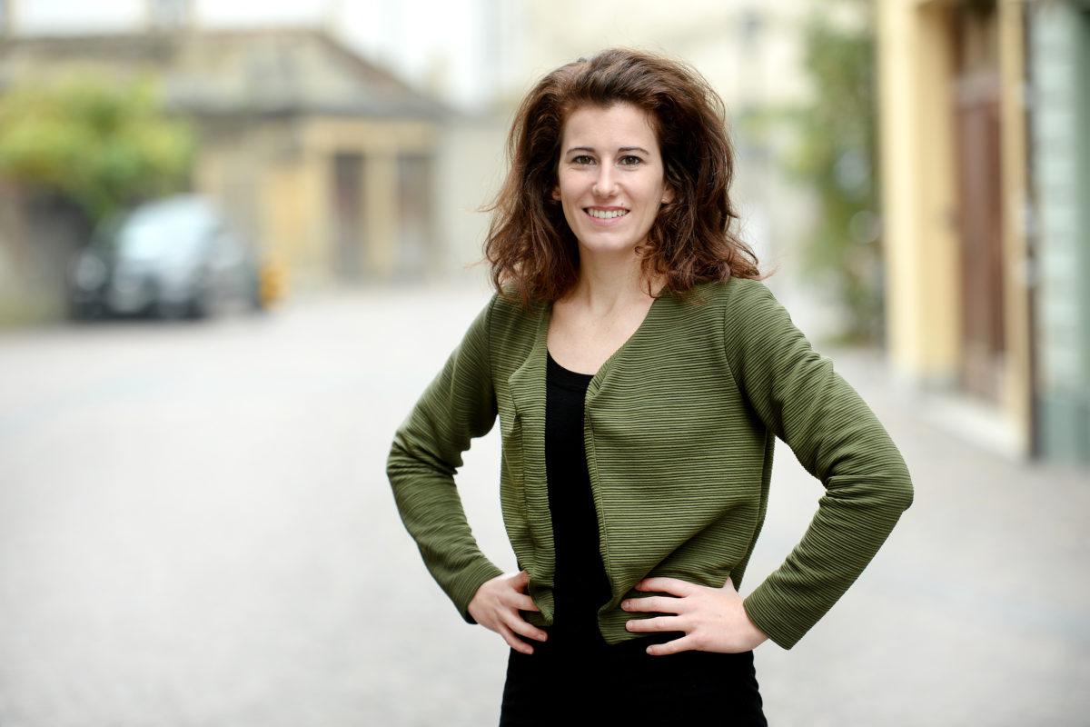 Brenda Tuosto, pas si nouvelle à Yverdon