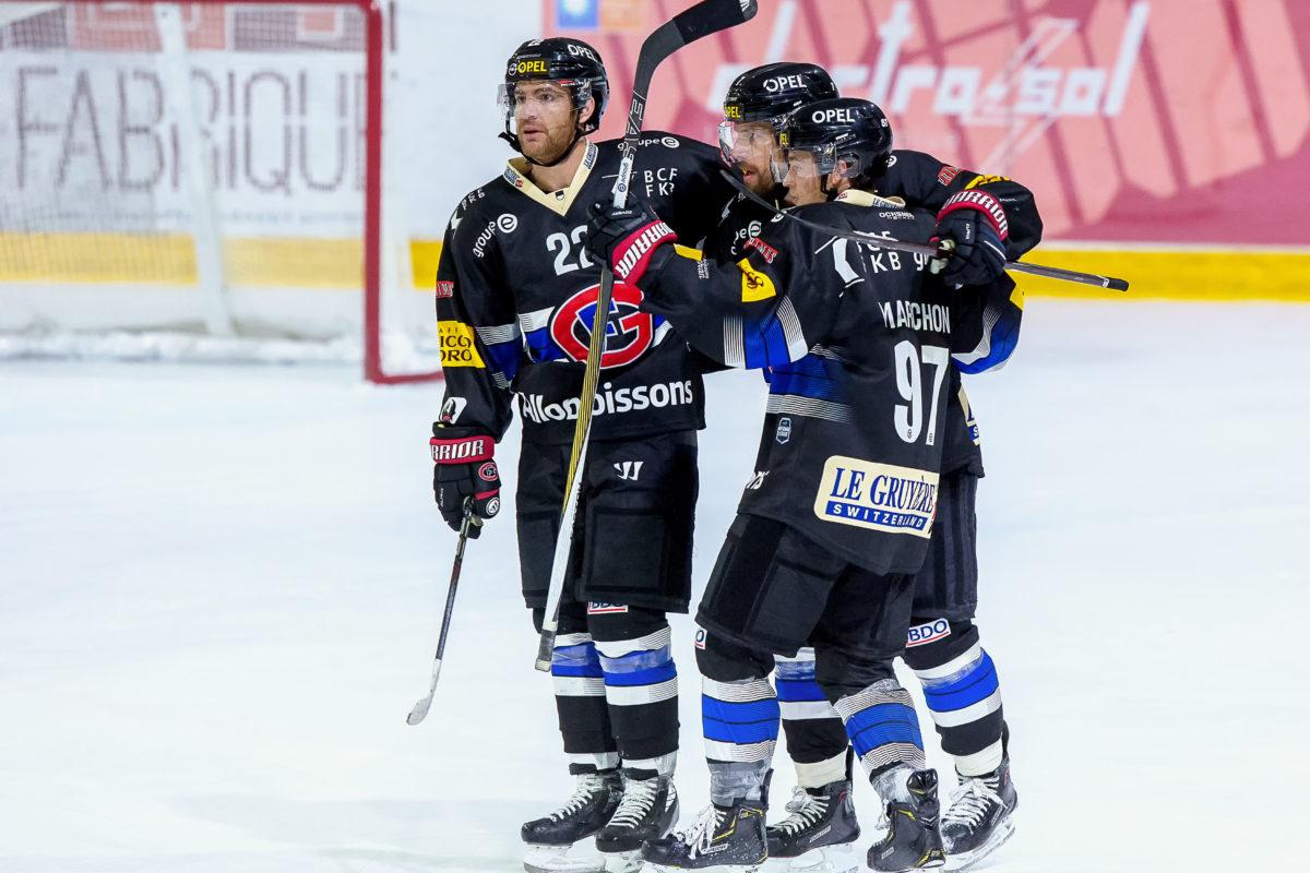 Gottéron, Genève-Servette et les Finlandais en force à la Coupe des Bains