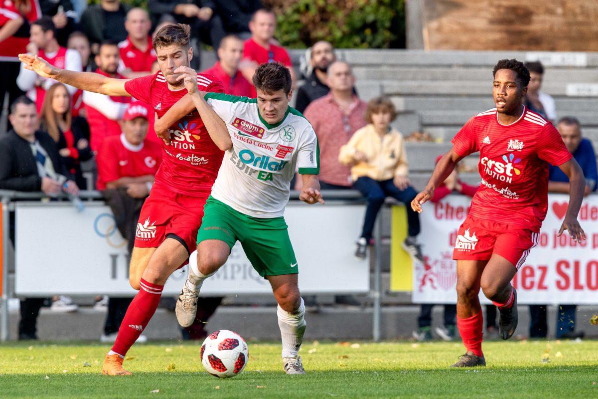 Yverdon Sport se contente d'un point à Vidy