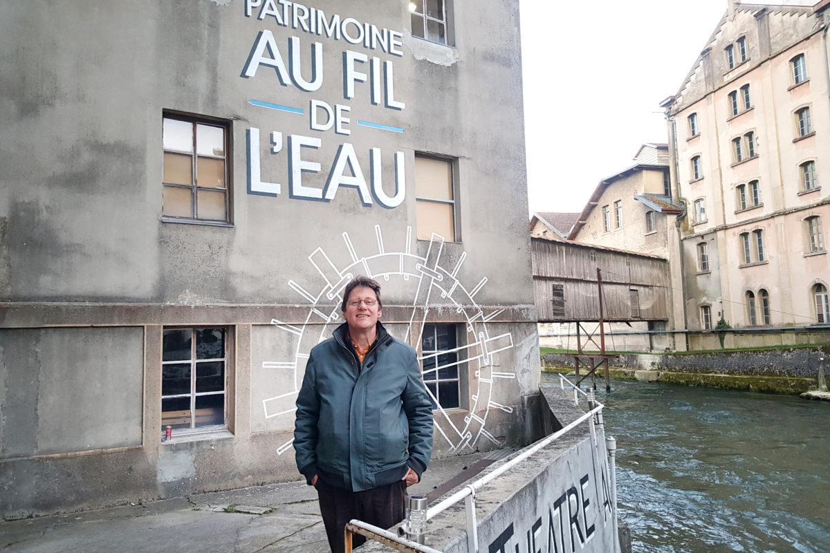 L'ancien moulin Rod ancre son avenir dans le passé