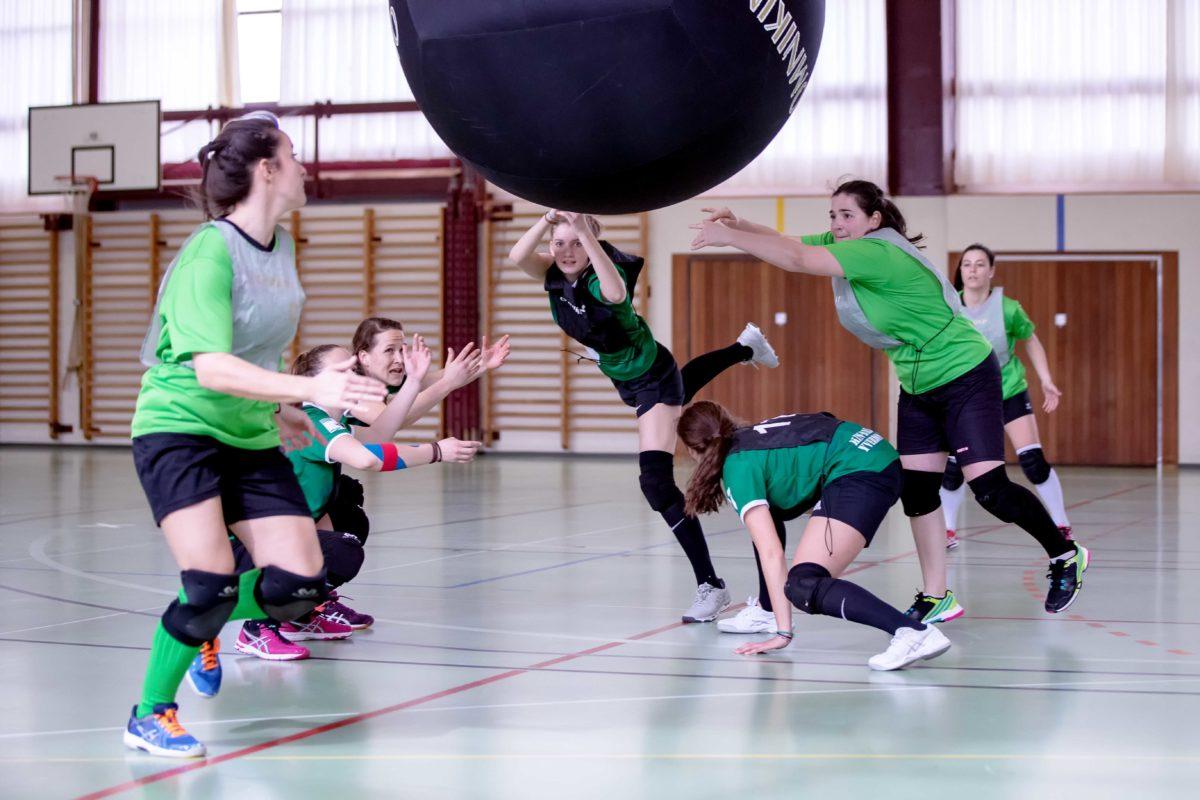 Les filles d'Yverdon se qualifient pour les finales nationales