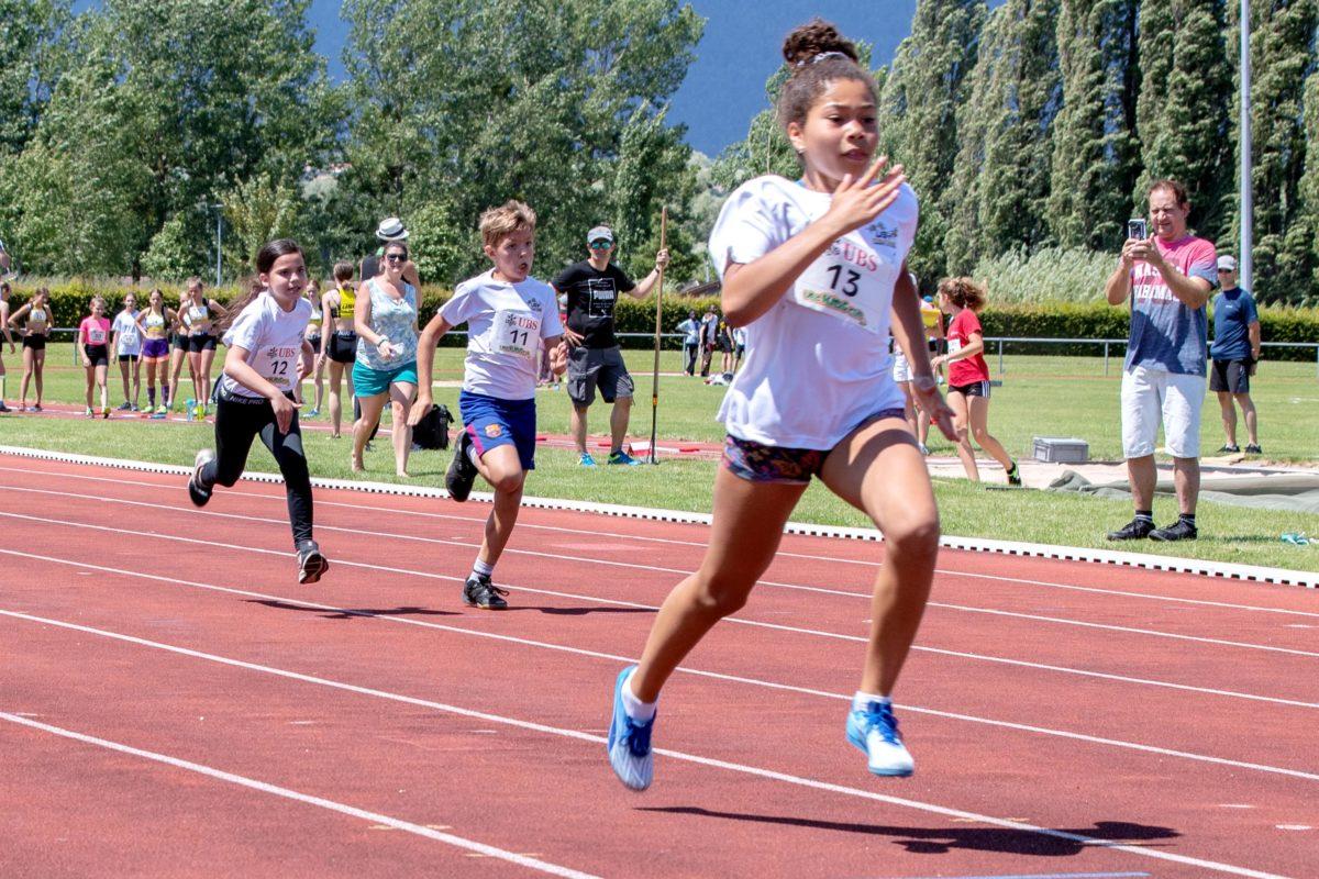 La Ville d'Yverdon va gérer la piste d'athlétisme de l'USY