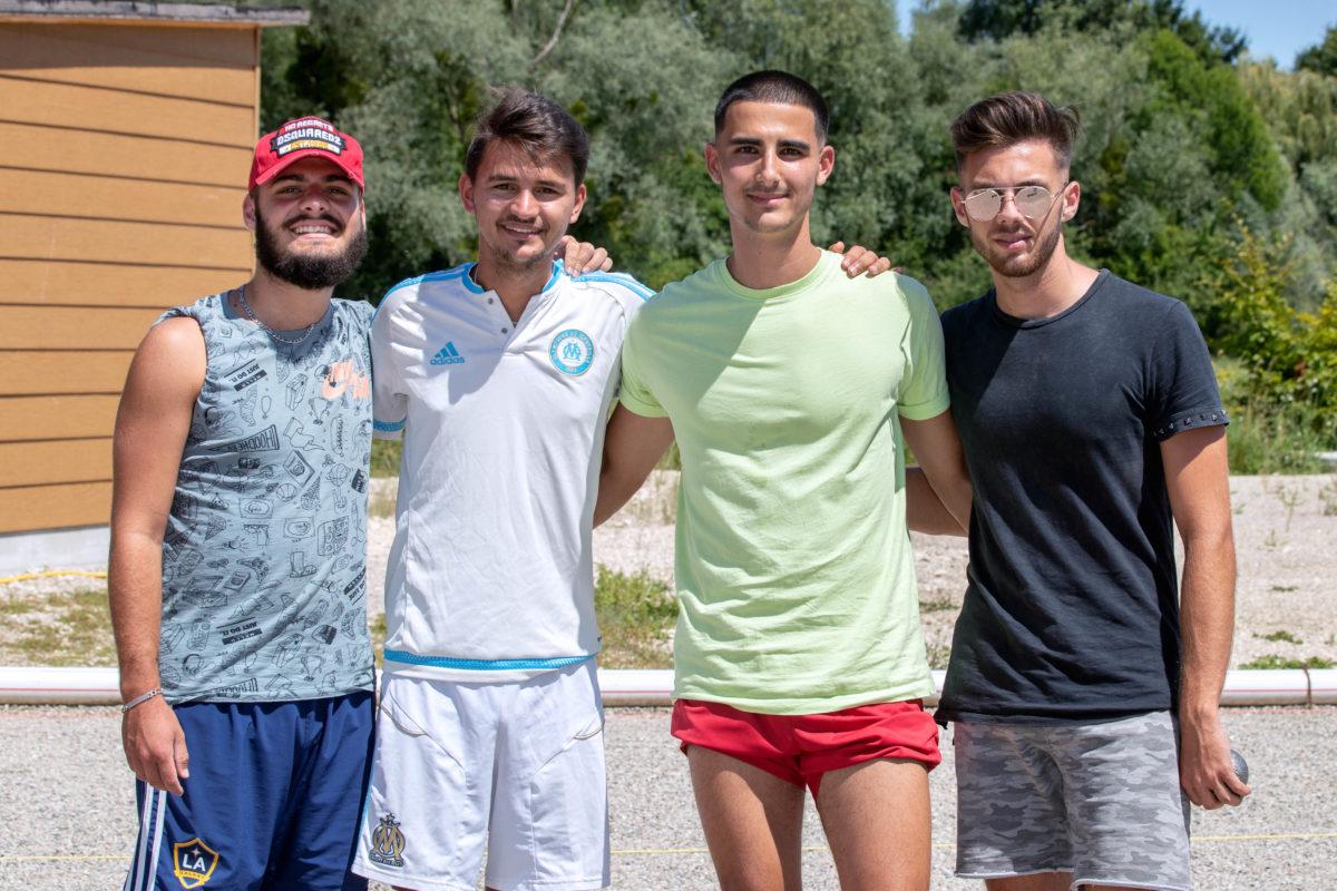 Le premier triathlon bouliste a séduit jusqu'à Marseille