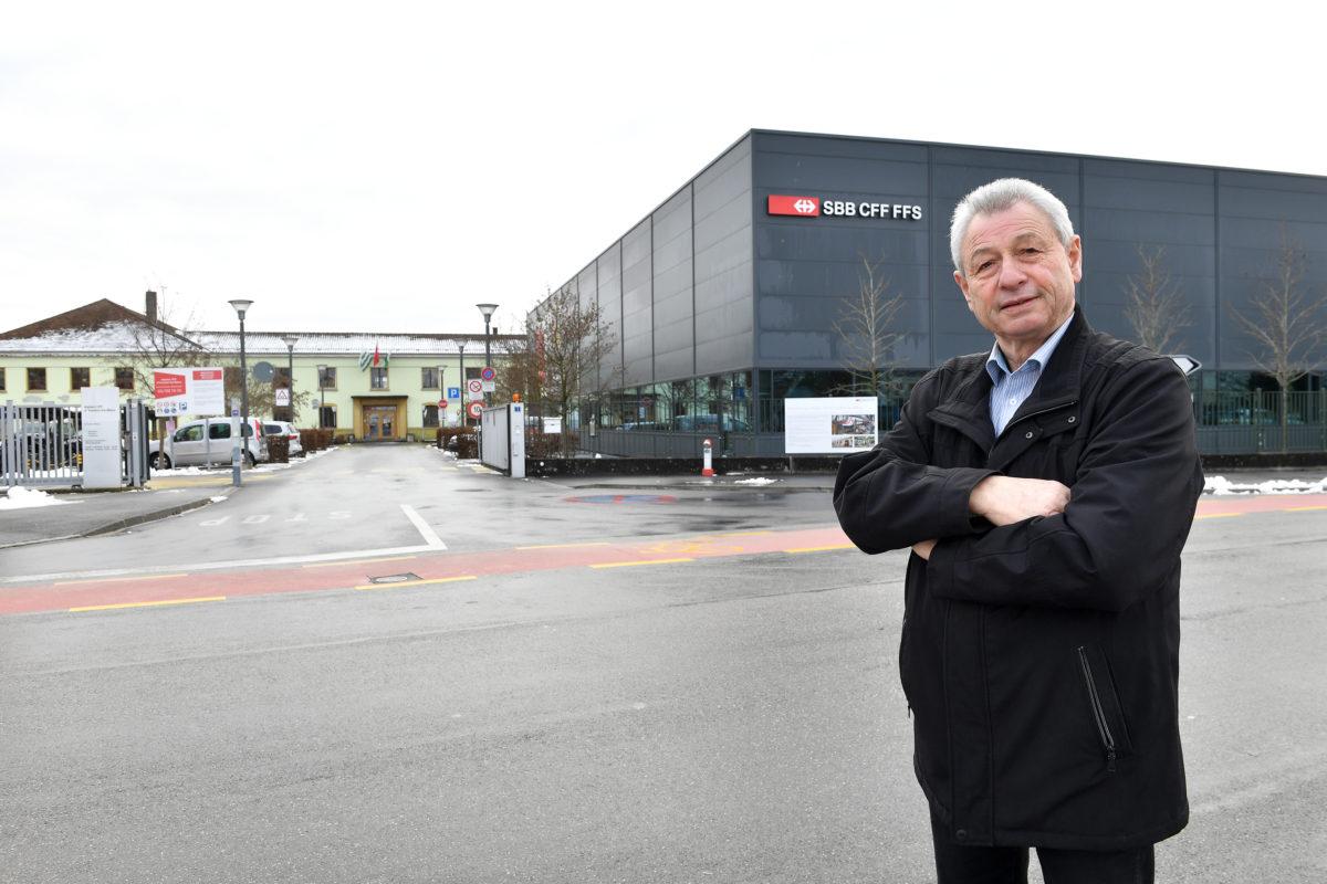 «Yverdon et la région doivent se mobiliser pour les Ateliers CFF»