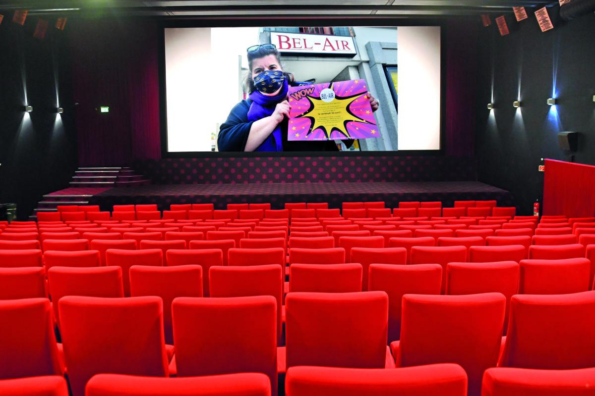 Le cinéma Bel-Air gratuit pour la réouverture